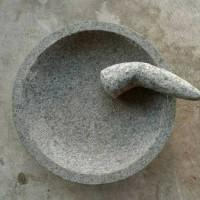 ( 18cm ) Ulekan / Mutu dan Coet / Cowet / Cbbek Batu D18