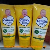 Cussons Baby Diaper Rash Cream Protect Care/Perlengkapan Bayi