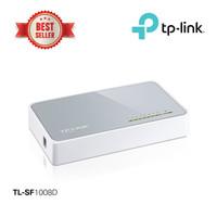 TP-LINK TL-SF1008D 8-Port 10/100Mbps Switch hub LAN TPlink TL SF 1008D