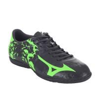 Sepatu Futsal Mizuno P1GF179037 Ryuou In Ashphalt/Sharp Green