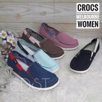 Jual Sepatu casual Crocs Melbourne Women