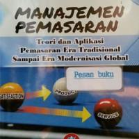 Buku Manajemen Pemasaran Oleh Harman Malau, Ph.D.