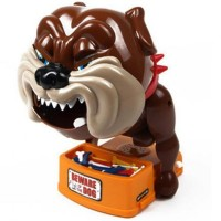Toys Bad Dog Games Beware Of The Dog Running / Mainan Anak Edukasi