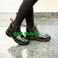 Sepatu Safety Wanita Cheetah 4108H