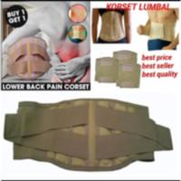Korset Penyangga Tulang Belakang UK XL XXL / Korset Kesehatan / Korset