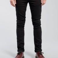 Nudie Jeans Long John Black Black