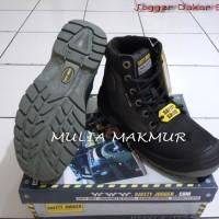Sepatu Safety Jogger Dakar S3 Black