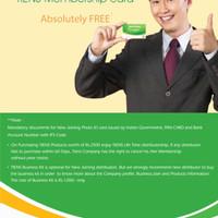 DAFTAR MEMBER TIENS SYARIAH   Starter Kit Tiens   Tiens Membership