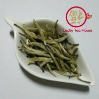 Silver Needle 30 gram baihao yinzhen chinese white tea teh cina