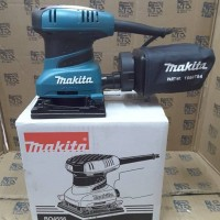 Mesin Amplas Palm Sander Makita BO4556 BO 4556