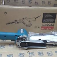 Mesin Amplas Belt Sander Baby Belt Sander Amplas Berjalan Makita 9032
