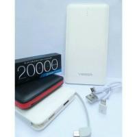 Powerbank Veger V80 20000mAh Slim Portable Power Bank 20000 mAh