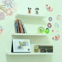 rak dinding minimalis, floating rack, shelf,tundan
