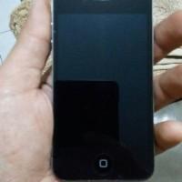 iPhone 4S 16 GB Black Hitam iOS 7