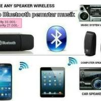usb Bluetooth receiver pemutar musik