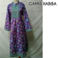 Gamis Jumbo Habiba bisa LD 140