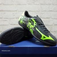 Sepatu Futsal Mizuno Ryuou Ash Green P1GF 179037 Original