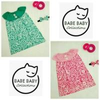 Baby Dress Batik Sabrina