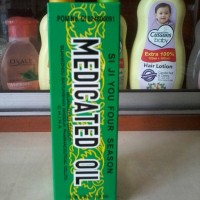 Minyak Angin Medicated oil 20ml