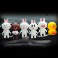 Parfum Pengharum Mobil Karakter Line 3rd Edition