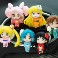 Parfum Pengharum Mobil Karakter Sailor Moon 4th Edition Kimono