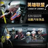 Parfum Pengharum Mobil Karakter Robot League of Legends
