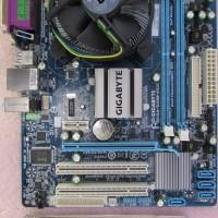 Motherboard Gigabyte G41M LGA 775 DDR2 Paketan MID GAMER