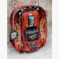 tas karakter mobil / tas sekolah anak