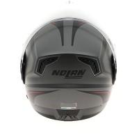 Helm Nolan N104 Evo Action Flat Lava Grey Modular Touring