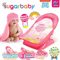 Sugar Baby Deluxe Baby Bather - Roxie Rabbit / alat bantu mandi bayi
