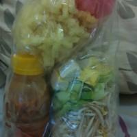 asinan sayur / food / makanan / bumbu kacang