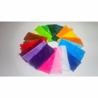 Cuci Gudang! Karpet Rasfur Bulu Polos 200X140 (Kualitas Premium)