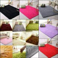 Karpet bulu rasfur(TERMURAH)ukuran 150x100 tebal 3cm