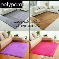 Karpet bulu matras 200x120