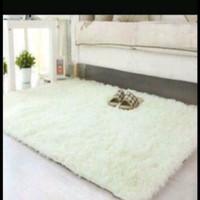 Karpet bulu korea 300x130cm