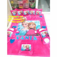 PROMO!!! MURAH!!! Karpet Karakter Printing Frozen, Karpet Bulu Rasfur,