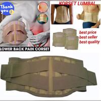 Korset Tulang Belakang size XL XXL | Korset Lumbal | Korset | Terapi