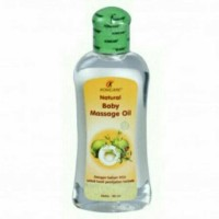 KONICARE NATURAL BABY MESSAGE OIL 60 ML