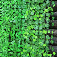 Daun Rambat Artificial - Tanaman Plastik Hias Dekorasi