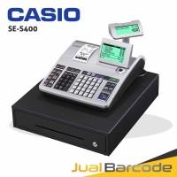 CASH REGISTER CASIO SE-S400 - MESIN KASIR CASIO SE-S400