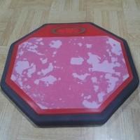 Pad Drum 10 Practice Pad Neats Merah