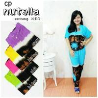 Setelan celana panjang batik / babydoll murah / baju batik murah