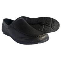 ATT AB352 Sepatu Pantofel Anti Air Bahan Karet Lentur Pantofel Formal