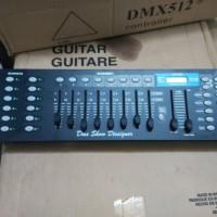 mixer/controller lighting dmx 512 tipe 192 paket
