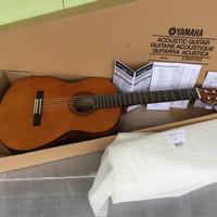 Gitar Yamaha CS 40 original 100% (nilon Classic )