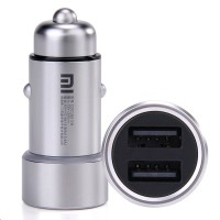 Xiaomi MI Car Charger Mobil Dual USB Output