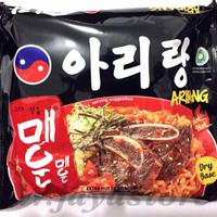 Mie Pedas Korea Arirang Extra Hot Fried Noodle