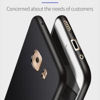 SAMSUNG C9 PRO Silicone Soft Case Back Cover