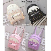 tas ice cone lucu / tas wanita cantik
