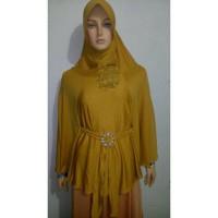 Jilbab Hijab Bergo Kimono